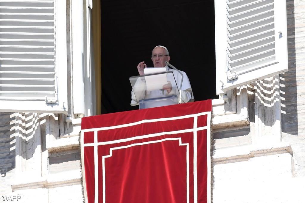 Слово Папы Франциска перед молитвой Angelus в четвёртое воскресенье Великого Поста, 26 марта 2017 года