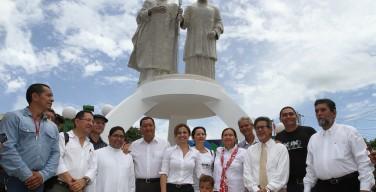 Сальвадор: верующие совершили паломничество к месту убийства священника-иезуита
