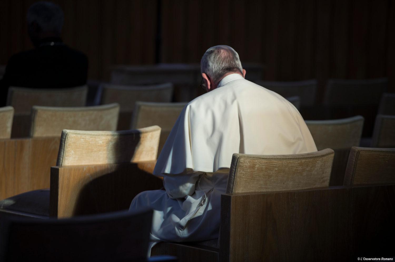 Духовные упражнения в Аричче: увидеть тревогу других