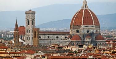 Флорентийский собор борется с вандалами с помощью «цифрового граффити»