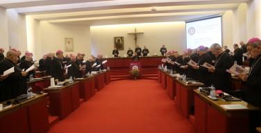 «Amoris Laetitia» в центре пленарного заседания польских епископов