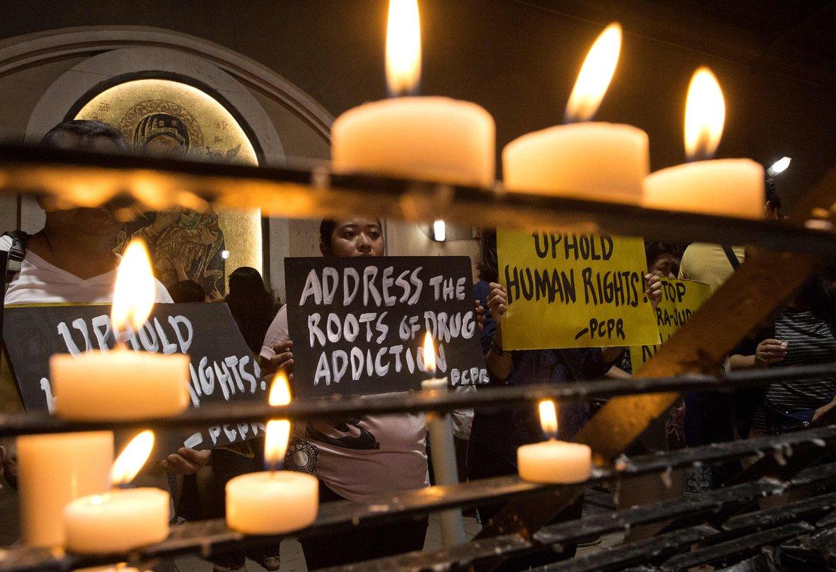 Филиппины: парламент восстановил смертную казнь – Церковь скорбит