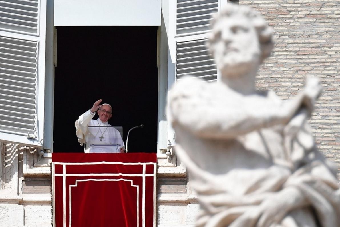 Слово Папы Франциска перед молитвой «Ангел Господень» во второе воскресенье Великого Поста, 12 марта 2017 г.