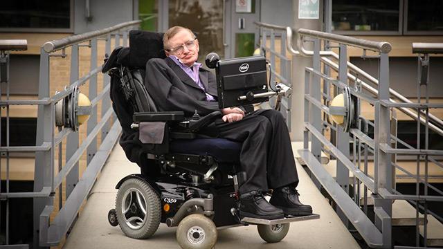 Британский ученый Стивен Хокинг поддержал идею создания мирового правительства