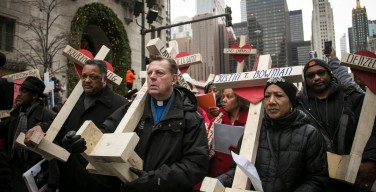 Папа поддержал кампанию ненасилия, организованную Архиепархией Чикаго