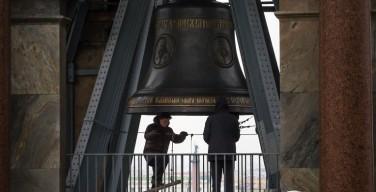 Заупокойные богослужения на 9-й день после теракта в метро прошли в Петербурге