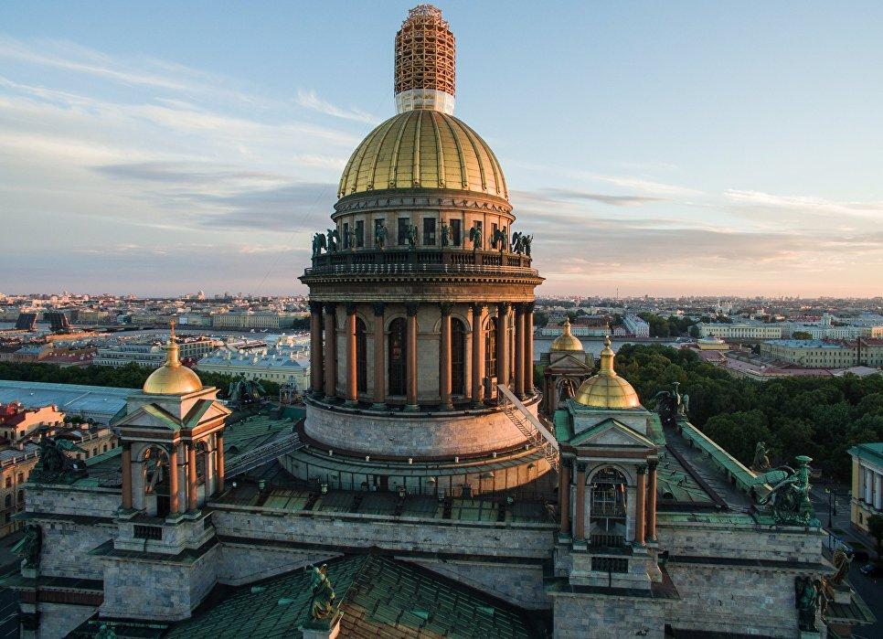 Исаакиевский раздор: поможет ли Европа примирить спорщиков?