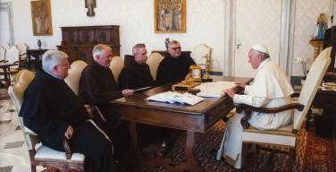 Францисканские лидеры попросили Папу разрешить, чтобы во главе монашеских орденов могли быть не только священники