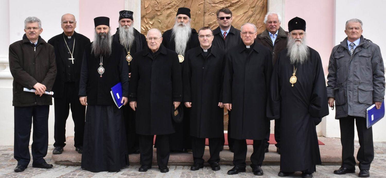 Отношение архиепископа Степинаца к Сербской Православной Церкви в 1941—45 гг. обсудили участники православно-католической комиссии