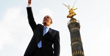 Барак Обама в мае посетит Берлин для празднования 500-летия Реформации
