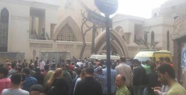 В египетской Танте произошла серия терактов, погибли 30 человек