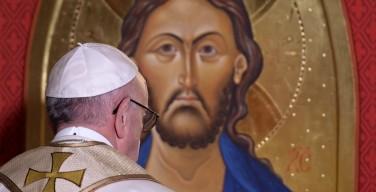 Папа: милосердие Иисуса есть полнота закона