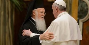 К предстоящей встрече Папы Франциска и Патриарха Варфоломея I в Египте
