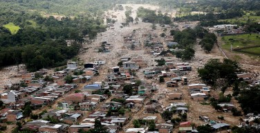 Оползень в Колумбии. Нунций посетил Мокоа: Папа Римский молится за жертв