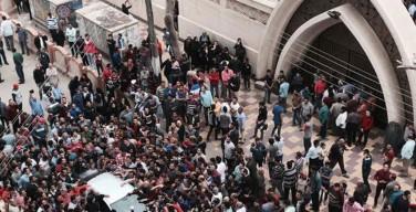 Террорист-смертник подорвал себя у кафедрального собора в Александрии