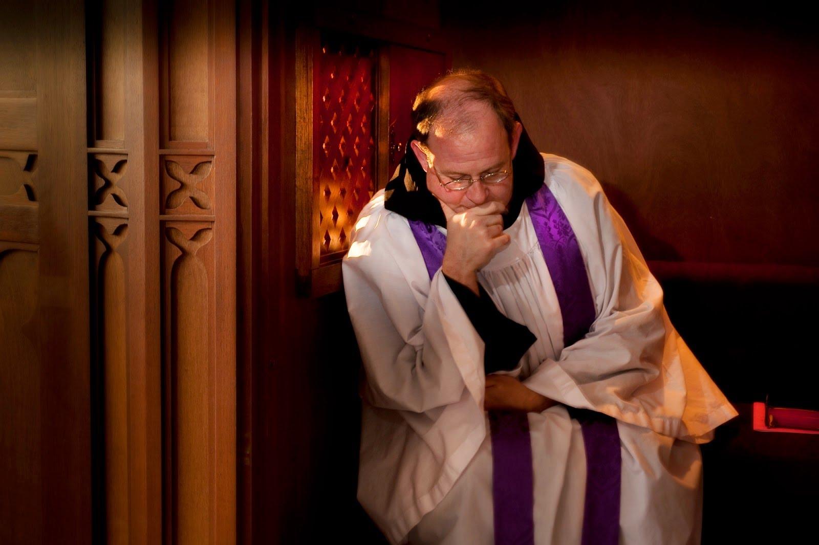 О чём конкретно и насколько подробно нужно говорить на Исповеди?