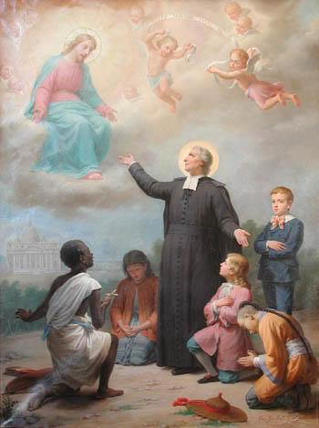 Святой Иоанн Батист де Ла Салль - небесный покровитель учителей и воспитателей