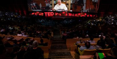 Послание Папы Франциска участникам TED 2017 в Ванкувере (ВИДЕО)