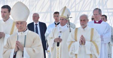 Месса Папы Франциска в Генуе: христианин — смиренный и творческий миссионер