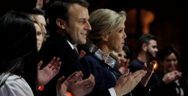 Представители еврейской и мусульманской общин Франции приветствуют победу Макрона на президентских выборах