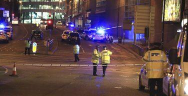 Теракт в Манчестере: госпитализировано 59 человек