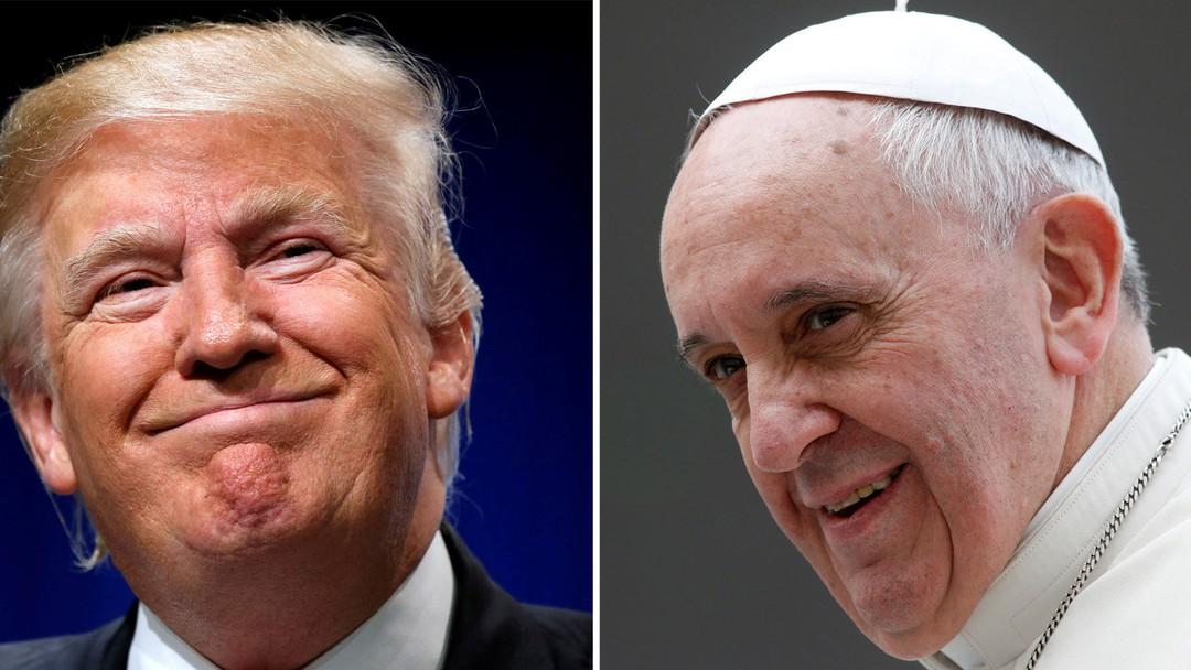 Президент Трамп: в преддверии визита в Ватикан