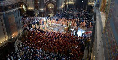 Патриарх Кирилл считает объединение Церквей возможным
