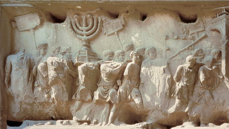 «Двойная» выставка «Менора — культ, история и миф» одновременно открылась в Ватикане и римской синагоге