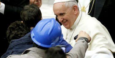 Папа: ключ к преодолению кризиса рынка труда находится в Евангелии
