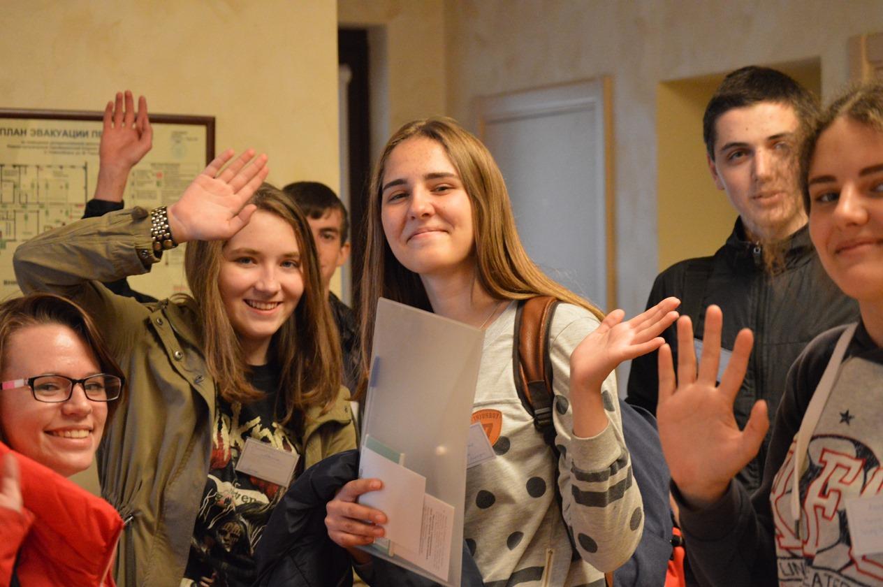 Встреча молодежи Преображенской епархии проходит в Новосибирске