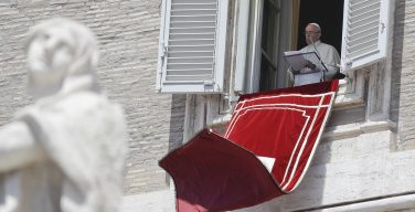 Папа перед молитвой «Regina Coeli»: пусть зависть и расколы не искажают лик Церкви
