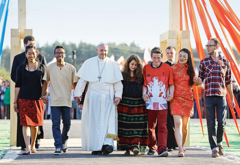 «Молодёжь, вера и распознание призваний». Подготовительный документ к Синоду епископов