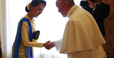 Святейший Престол установил дипломатические отношения еще с одним государством