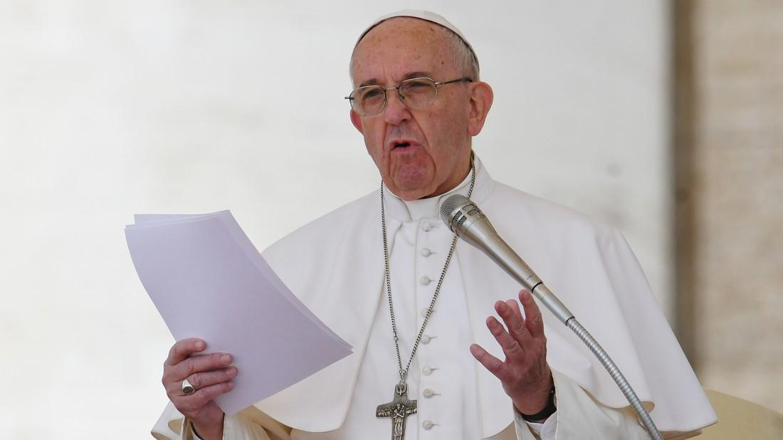 Слово Папы Франциска в воскресенье, 30 апреля, перед чтением молитвы «Царица Небесная»