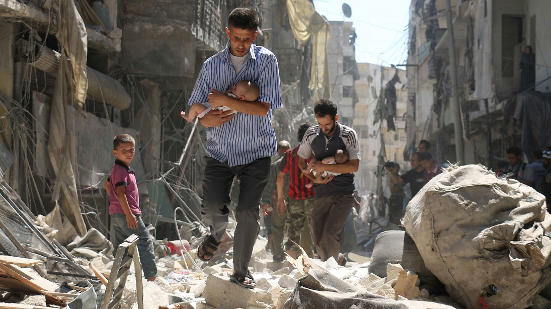 Алеппо посвятили Фатимской Богоматери