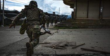 Филиппинский епископ: христиане, захваченные исламистами в Марави, могут стать «живым щитом»