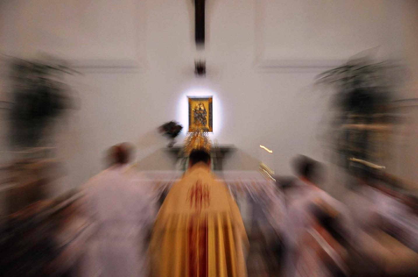 Торжество Пресвятых Тела и Крови Христовых в приходах Преображенской епархии