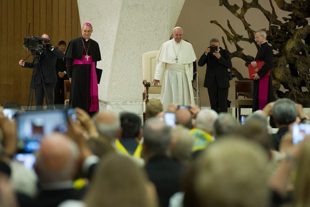 Папа — «Serra International»: христиане должны всегда идти вперёд