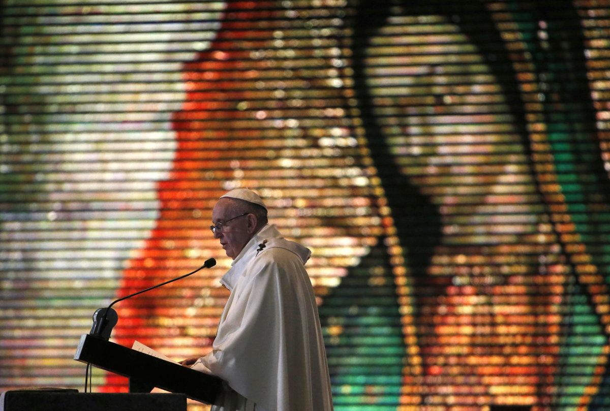 Папа: Латинская Америка должна противостоять драме эмиграции