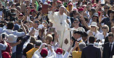 «Святой Дух обогащает нас надеждой». Общая аудиенция Папы Франциска 31 мая 2017 г.