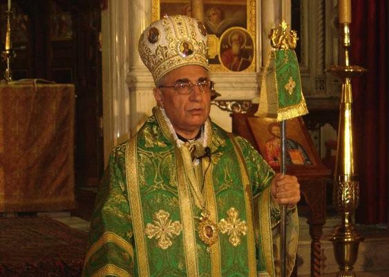 Иосиф I Абси избран новым Патриархом Греко-мелькитской Католической Церкви