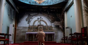 В Риме открылась выставка древних христианских рукописей, вывезенных из Мосула