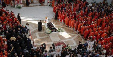 Папа Франциск обратился со специальным Посланием в связи со смертью кардинала Любомира Гузара