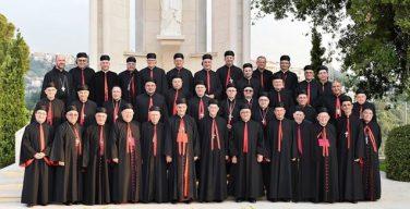 Синод Маронитской Церкви: Год мученичества