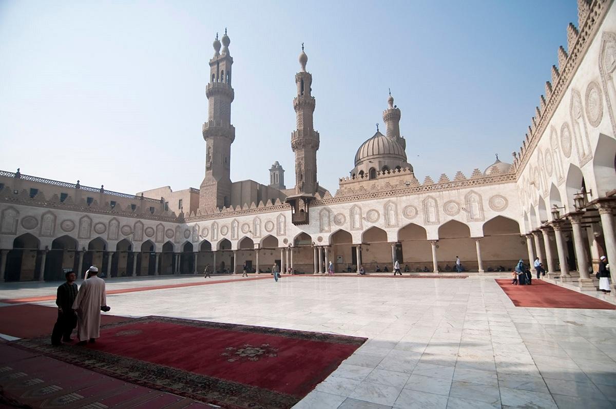 Египетский исламский университет аль-Азхар впервые в истории принял на обучение студента-христианина