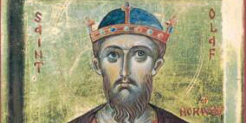 27 июля. Святой Олаф, мученик. Память