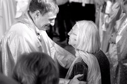 В возрасте 102 лет скончалась мать архиепископа Римско-Католической Церкви Латвии
