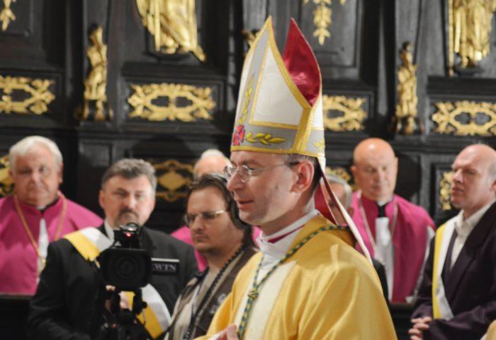 Выпускник петербургской семинарии стал викарным епископом во Львове