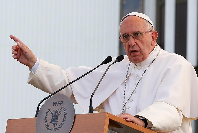 Твердость после мягкости: когда, как и почему проявляется она у Папы Франциска
