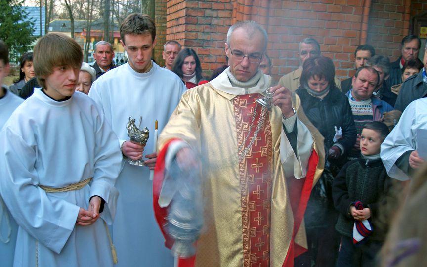 Освобождение священников от службы в армии в Литве признано незаконным